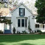 Stow House at Rancho La Patera